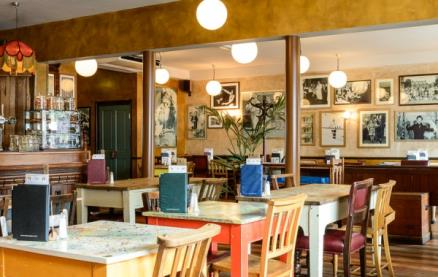 Alto Lounge -Interior 1