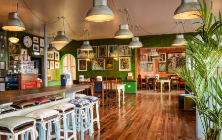 Bacco Lounge -Interior 1