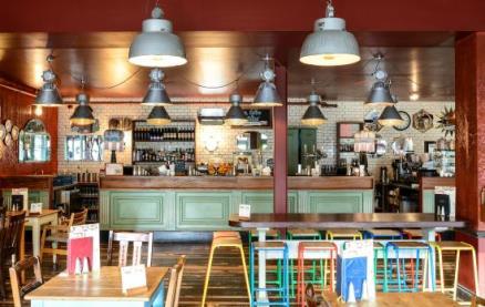 Bonzo Lounge -Interior 1