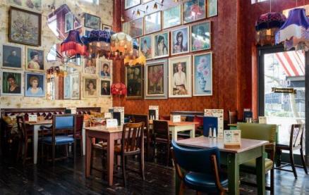 Caballo Lounge -Interior 1