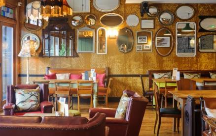 Conto Lounge -Interior 1