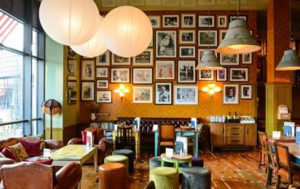 Cordero Lounge -Interior 1