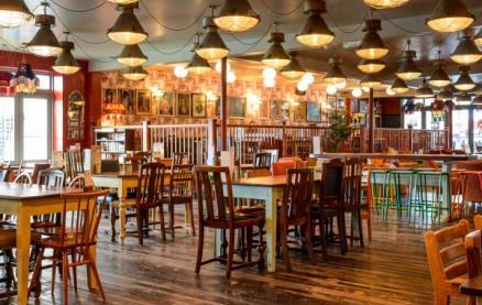 Cultivo Lounge -Interior 1