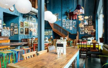 Desco Lounge -Interior 1