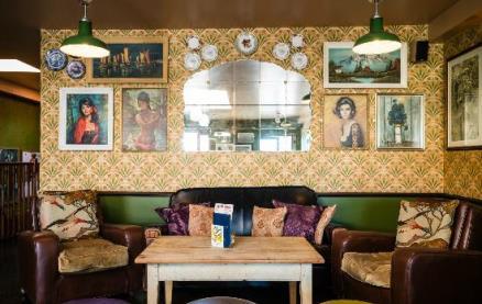 Fino Lounge -Interior 1