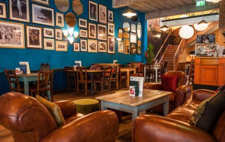 Impero Lounge -Interior 1