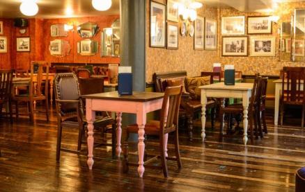 Mercado Lounge -Interior 1