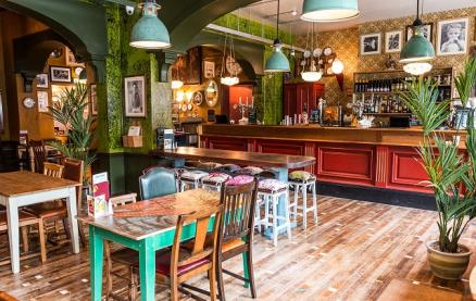 Milo Lounge -Interior 1