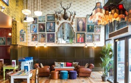 Pico Lounge -Interior 1