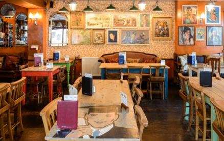 Porto Lounge -Interior 1