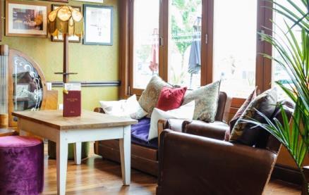 Verdo Lounge -Interior 1