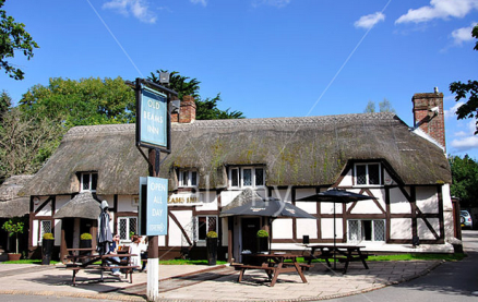 The Old Beams Inn -Exterior
