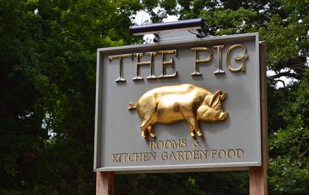 The Pig -Exterior