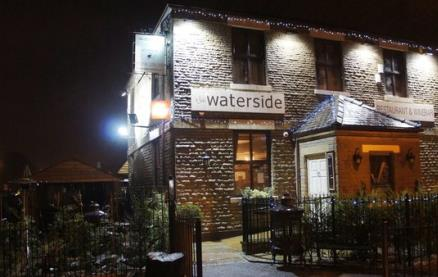 Waterside Bar & Restaurant -Exterior