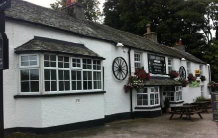 The Cross Keys Inn -Exterior