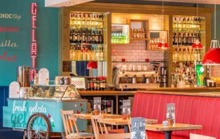 Bella Italia (Aberdeen) -Interior 1