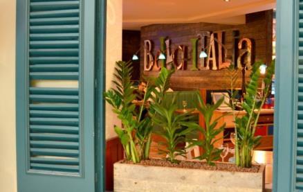 Bella Italia (Cambridge - Grafton Centre) -Interior 1