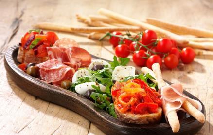 Bella Italia (Castleford) -Food 1