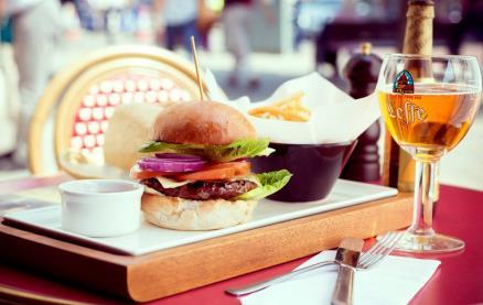 Café Rouge (Birmingham - Bullring) -Food 1