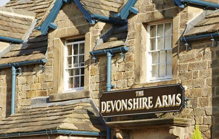 The Brasserie @ The Devonshire Arms at Beeley -Exterior