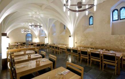 Cellarium Café & Terrace -Interior 1