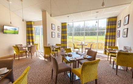 The Dining Room @ Sandford Springs -Interior 1