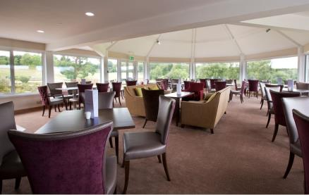 The Kingsclere Bar & Restaurant -Interior 1