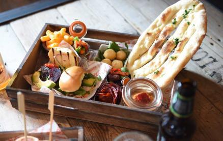 Revolution (Newcastle Upon Tyne) -Food 1