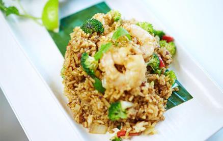 Ekachai (Liverpool Street) -Food 1