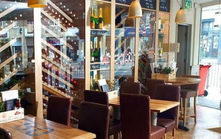 All Bar One (Norwich) -Interior 1