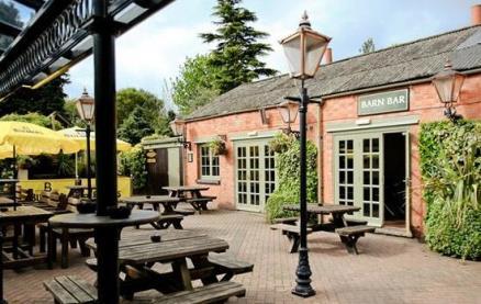 The Sun Inn Hardingstone -Exterior