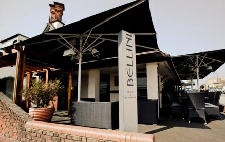 Bellini Bar & Brasserie -Exterior