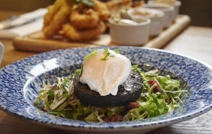 The Crown (Twickenham) -Food 1