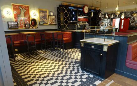 Café Rouge (Center Parcs Woburn) -Interior 1