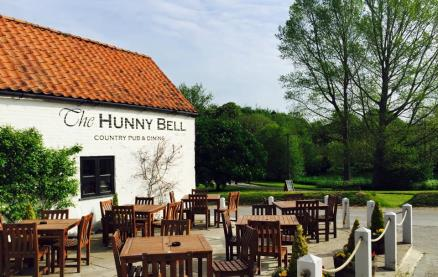 The Hunny Bell -Exterior