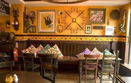 La Tasca (Cambridge) -Interior 1