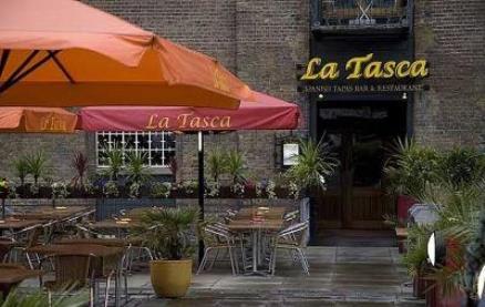 La Tasca (Canary Wharf) -Exterior