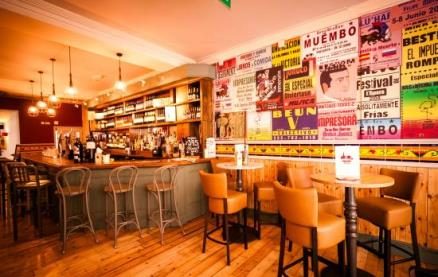 La Tasca (Covent Garden) -Interior 1