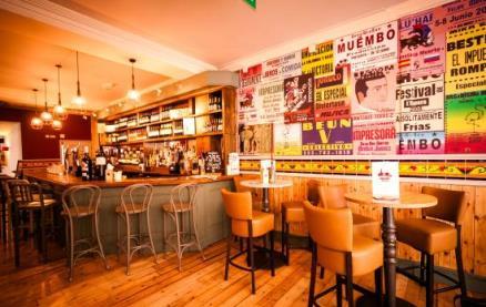 La Tasca (Covent Garden) -Interior 1