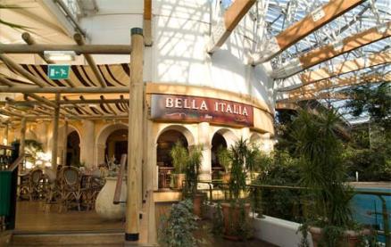 Bella Italia (Center Parcs - Whinfell) -Exterior