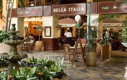 Bella Italia (Centre Parcs - Elveden) -Interior 1