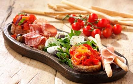 Bella Italia (Durham) -Food 1