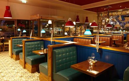 Bella Italia (Huntingdon) -Interior 1