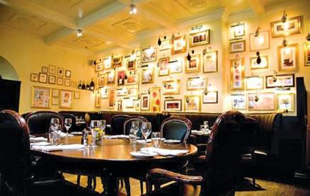 The Rib Room Steakhouse & Grill -Interior 1