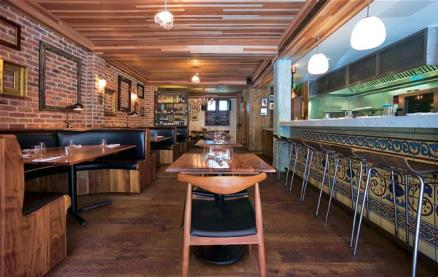 Pizarro Restaurant -Interior 1