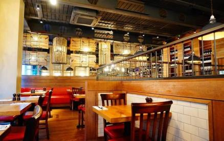 Burger & Lobster (Bread Street) -Interior 1