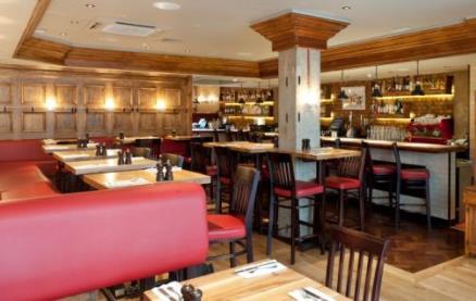 Burger & Lobster (Mayfair) -Interior 1