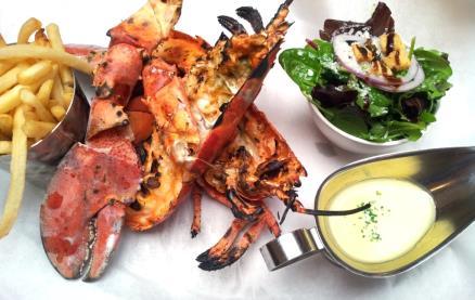 Burger & Lobster (Soho) -Food 1
