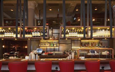 Burger & Lobster (Threadneedle Street) -Interior 1