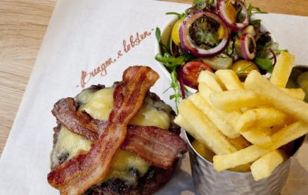 Burger & Lobster (Bond Street) -Food 1